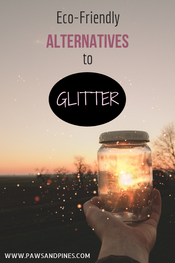 The best eco-friendly alternatives to glitter proving that you don't need microplastics to sparkle. Keep the waters clean, keep plastics out of the water, and shine bright!