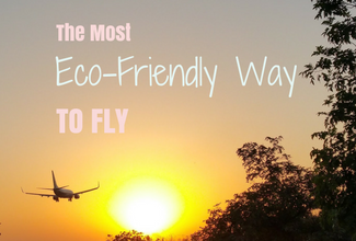 The Most Eco-Friendly Way to Fly (Spoiler: Layovers are Good for the Planet AND Your Bank Account)