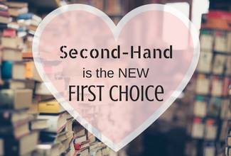 Second Hand is the New First Choice