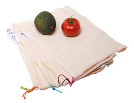 cloth produce bags - medium size