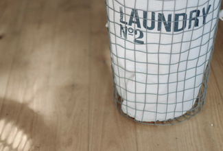 An eco-friendly laundry basket made from canvas and wire is one eco-friendly, zero-waste swap you can make to your home, in addition to a bunch of other smart swaps I'll discuss in this article.